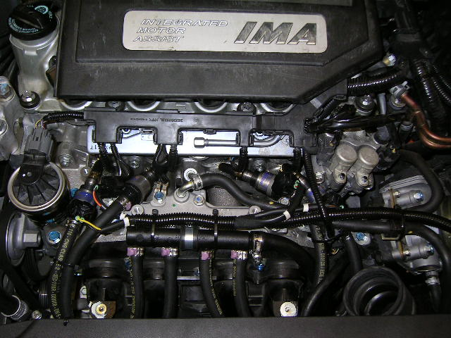 Honda Civic Hybrid GPL